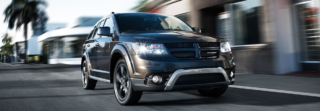 Seven exterior colors lead the way for the 2020 Dodge Journey!