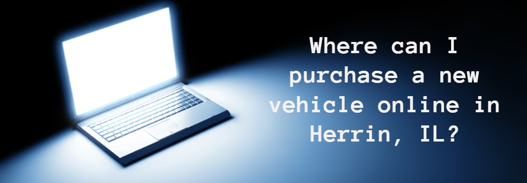 Purchase a vehicle from Auffenberg Chrysler Herrin from the comfort of your home!