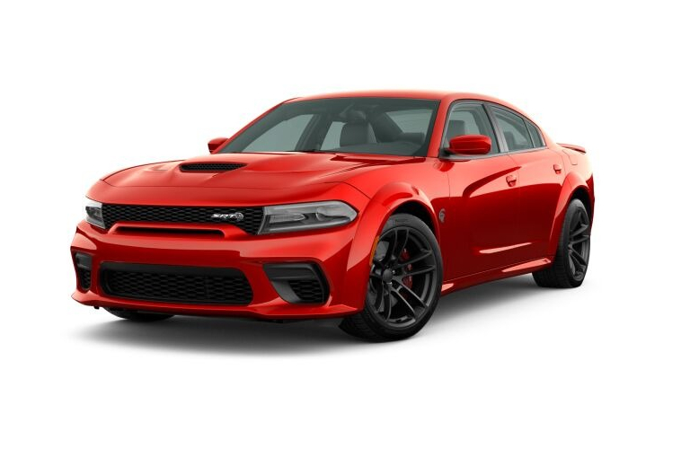 2020 Dodge Charger TorRed