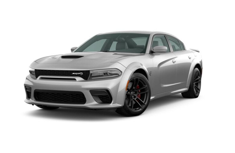 2020 Dodge Charger Triple Nickel