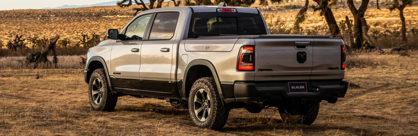 Photo Gallery: Color options for the 2021 RAM 1500!