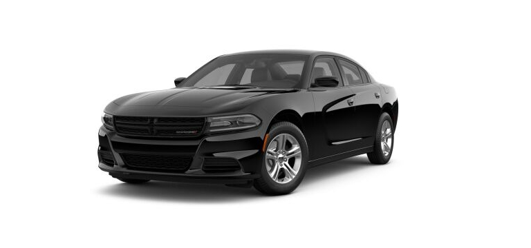 2021 Dodge Charger Pitch Black