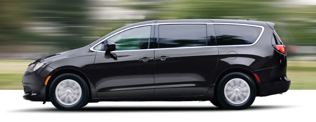 2021 Chrysler Voyager profile view
