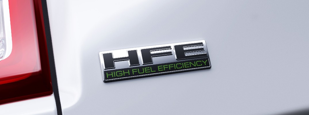 The fuel economy for the new 2021 Ram Tradesman HFE helps keep costs down