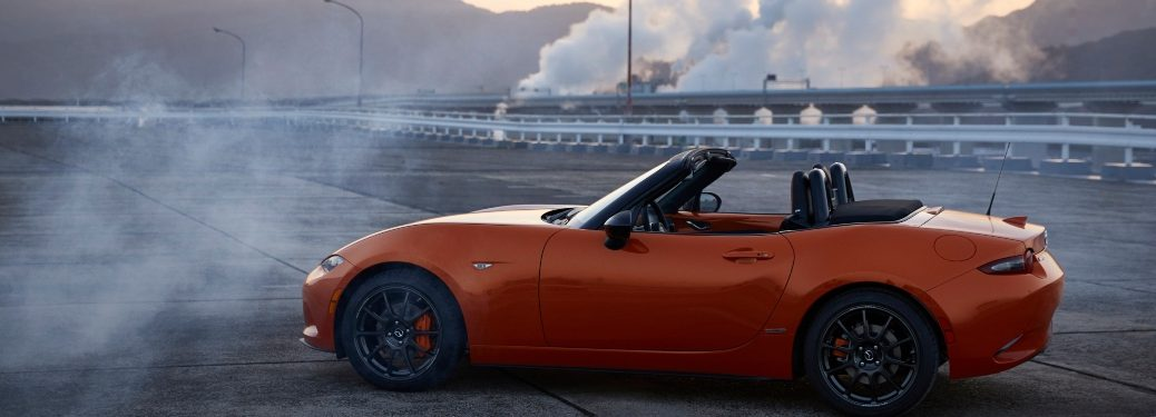 2019 Mazda MX-5 Miata 30th Anniversary Car