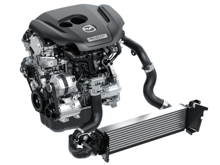 What Is The Skyactiv D 2 2 Diesel Engine