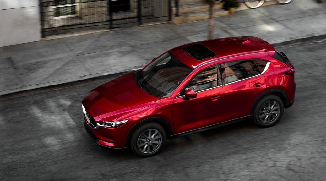 The 2019 CX-5 Grand Touring Reserve