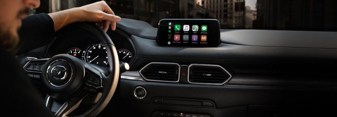 How to use Apple CarPlay in the 2019 Mazda CX-5