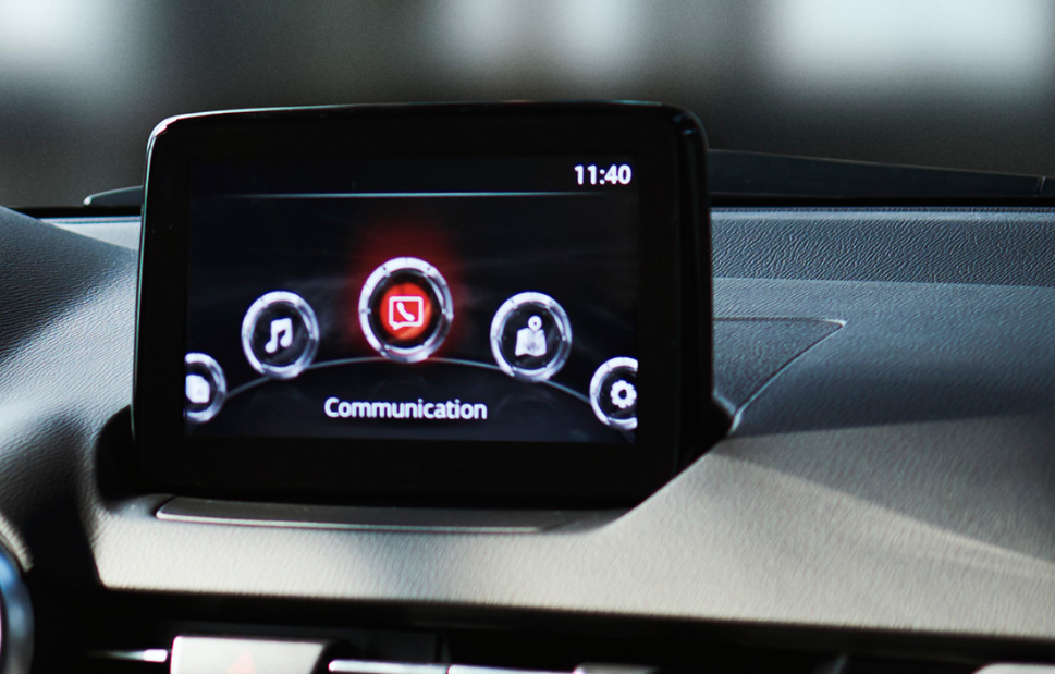 What is Mazda Infotainment?