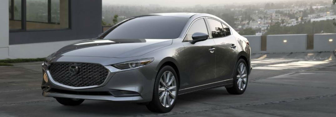 What are the 2020 Mazda3 color options?