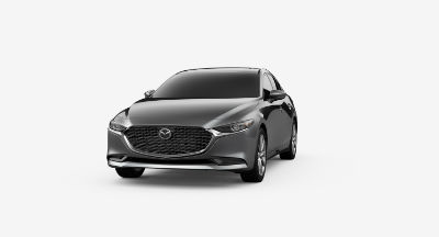 2020 Mazda3 Machine Gray Metallic