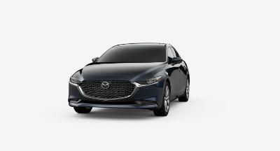 2020 Mazda3 Deep Crystal Blue Mica