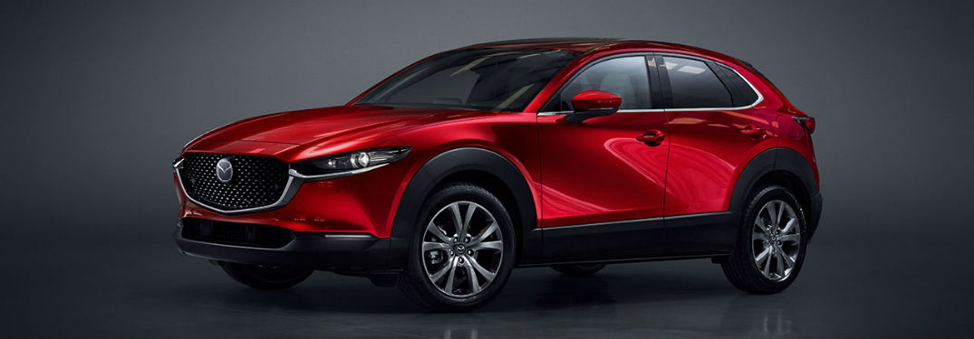 Take a virtual tour of the 2020 Mazda CX-30 interior