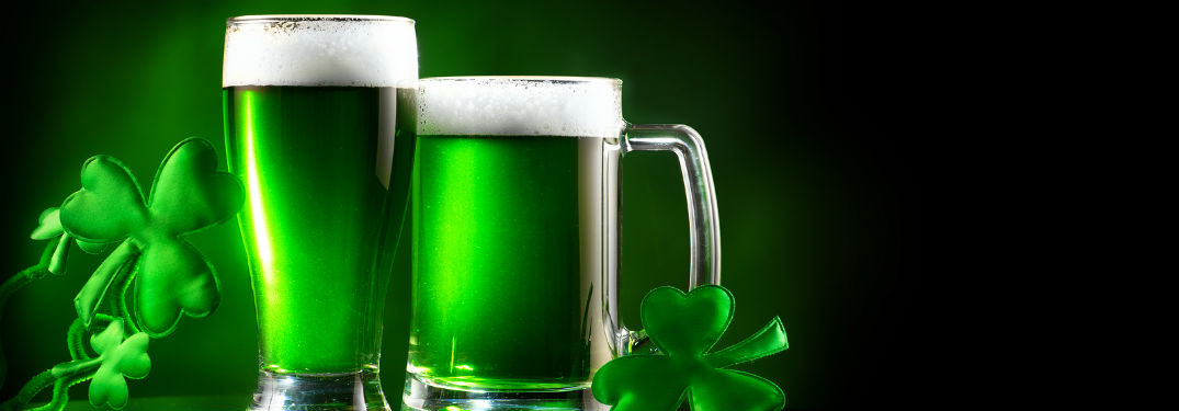 Best places to get food and beer on St. Patty's Day near Fontana, CA