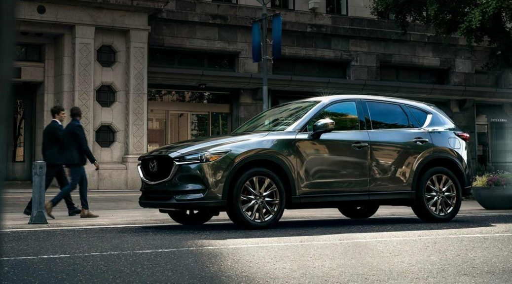 Mazda CX-5 draws comparison to BMW