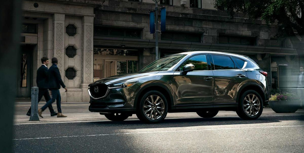 Mazda's SUV Drawing More Comparisons to a BMW
