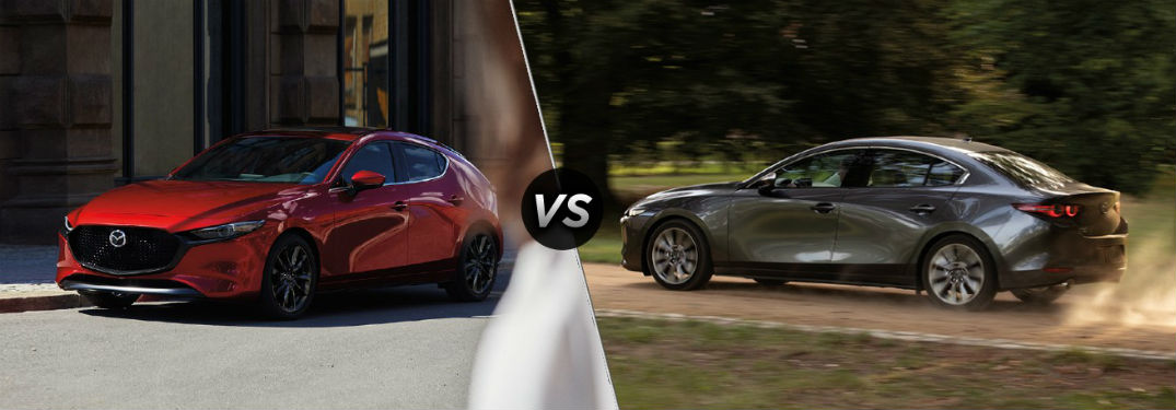 What is the Difference Between the 2020 Mazda3 Sedan and Hatchback?