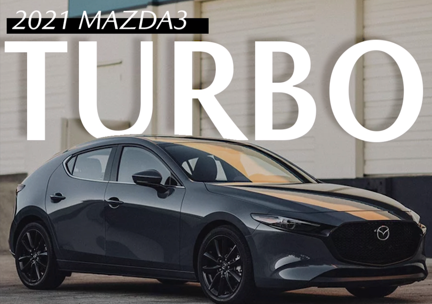 Mazda Hints at a Turbo Mazda 3