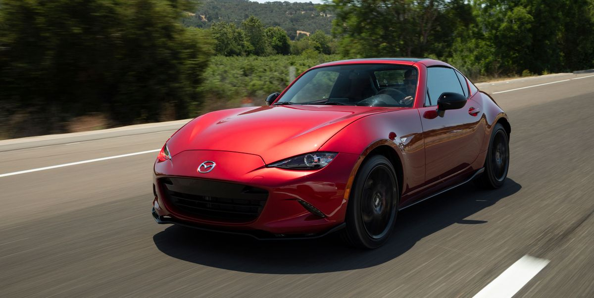 Mazda Miata Makes List of Best Vehicles for Summer Cruising