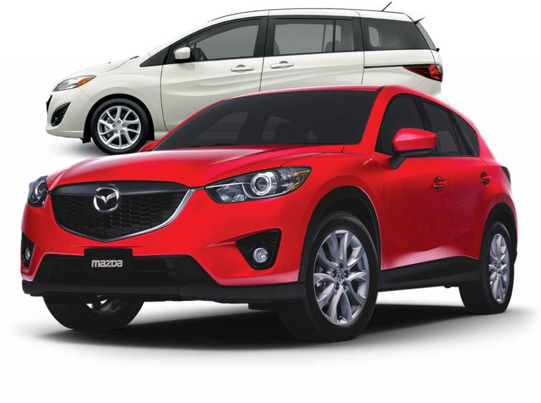 Should I Buy a New or Used Mazda?