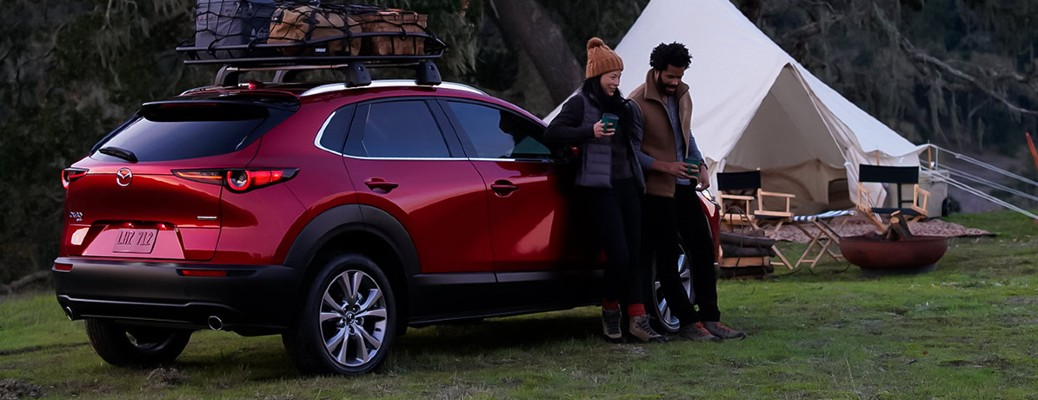 What Colors Are Available for the 2021 Mazda CX-30?