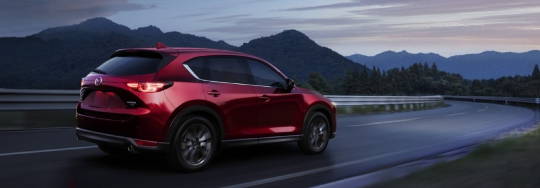 How Many Years Has the Mazda CX-5 Been a 10Best Winner?