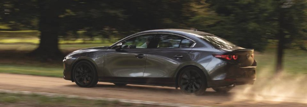 What Safety Features Are Available for the 2021 Mazda3 Sedan?