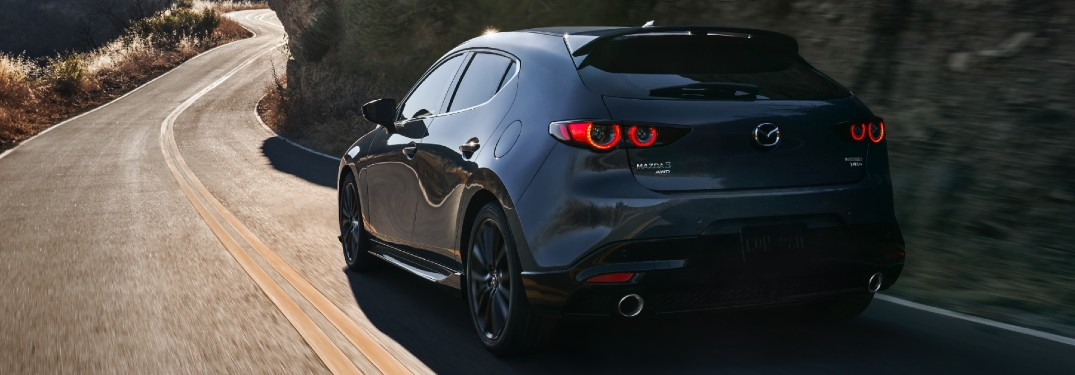 What Engines Are Available for the 2021 Mazda3 Hatchback?