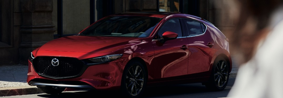 What Driver Assistance Features Are Available for the 2021 Mazda3 Hatchback?