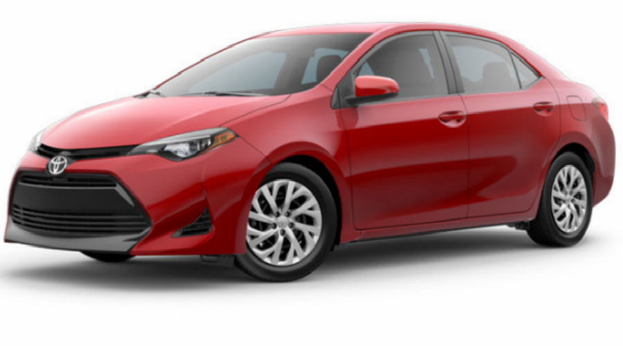 Color Options For The 2017 Toyota Corolla