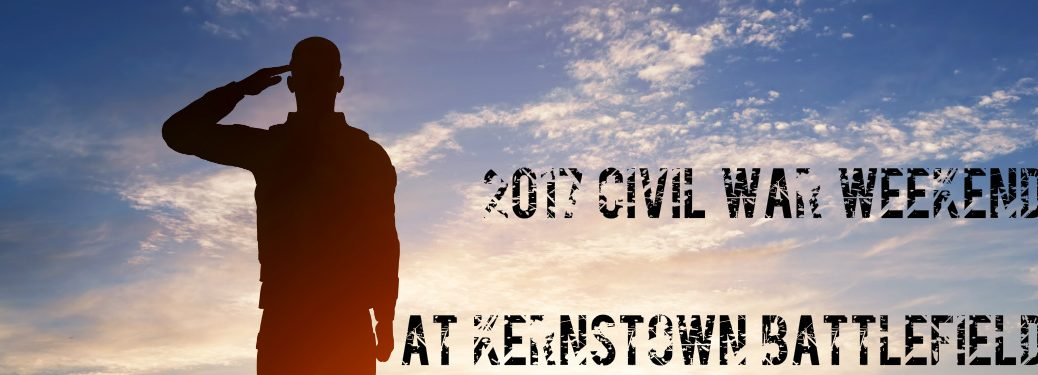 2017 Civil War Weekend Events Happening at the Kernstown Battlefield