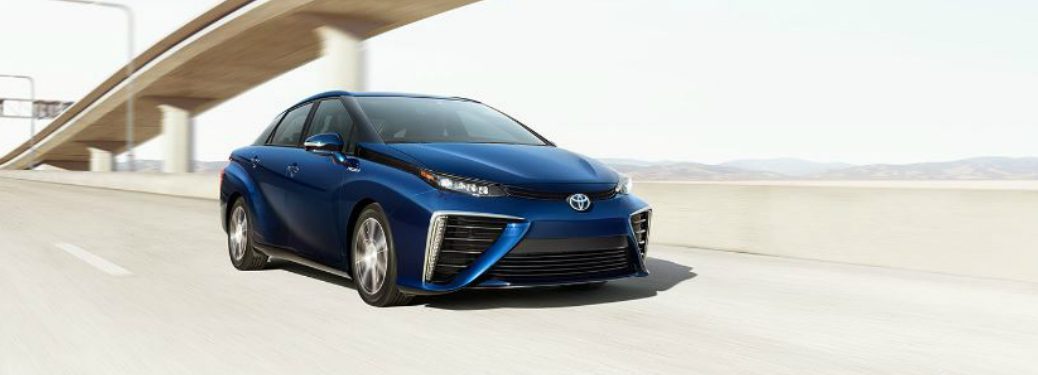 How can the Toyota Mirai Help the Environment?