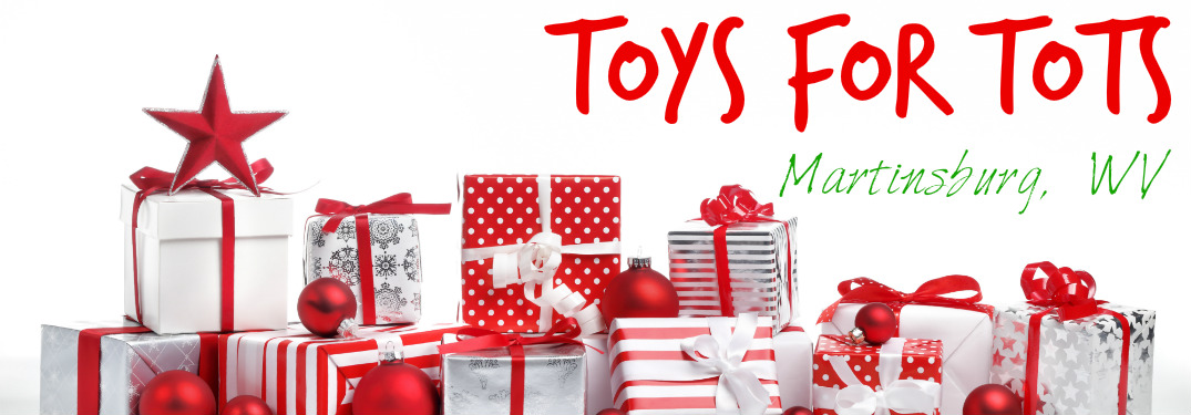 Help Make a Child's Christmas by Donating to Toys for Tots