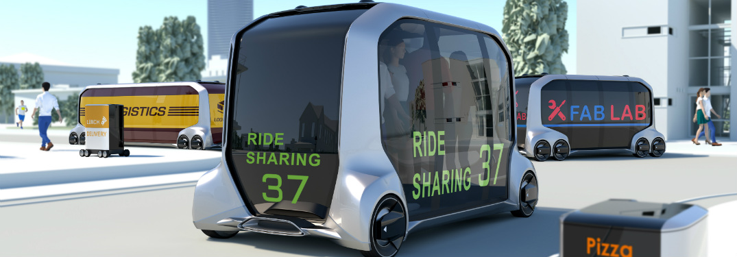 Toyota Showcases New Mobility Services at CES 2018