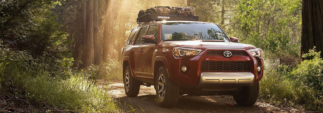 Photo Gallery of Exciting Exterior Colors Available with new 4Runner