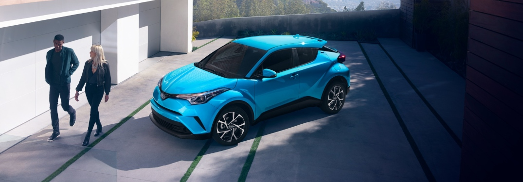 Learn all About the Exciting New C-HR