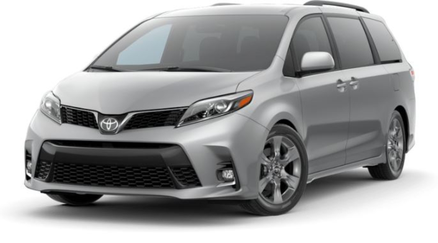 What Color Is Sienna >> Color Options For The 2019 Toyota Sienna