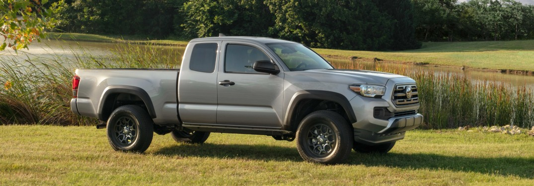 SX Package Upgrade Available with new Toyota Trucks