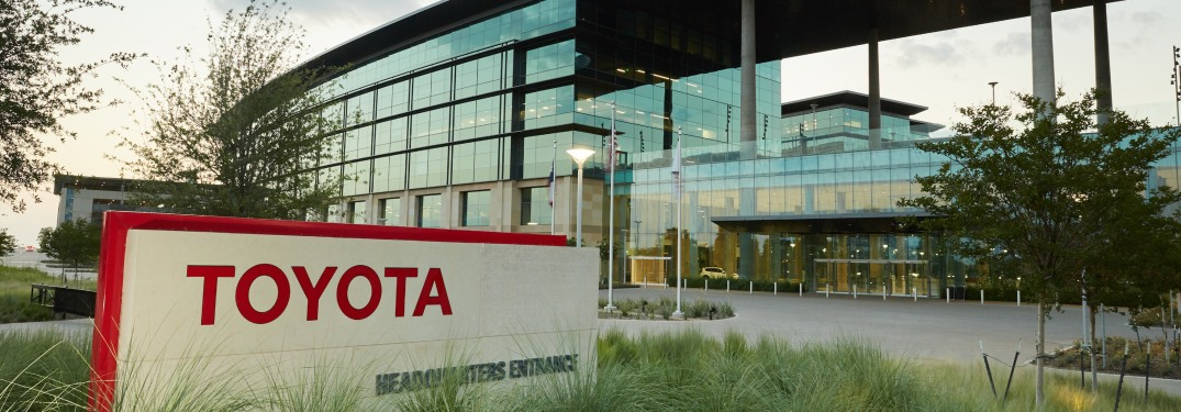 Toyota Recognized Once Again as One of World's Most Admired Companies