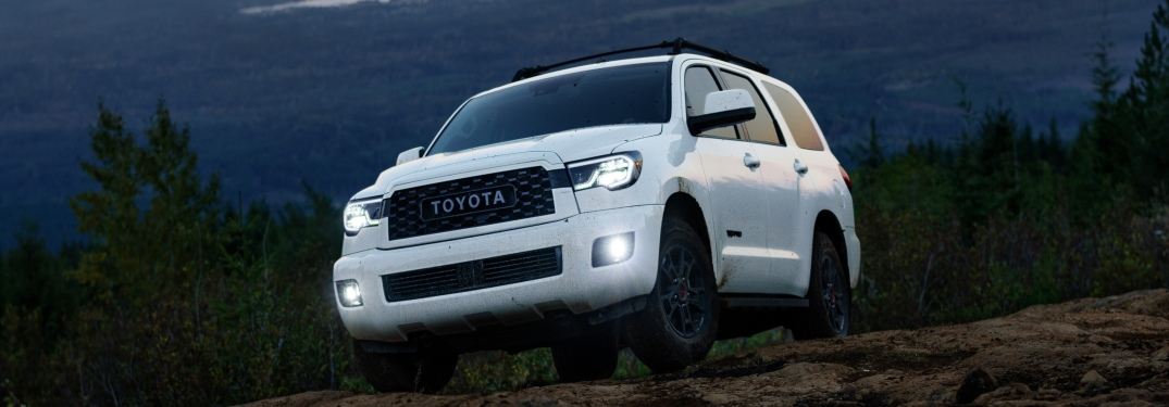 Learn About the Impressive New Sequoia TRD Pro