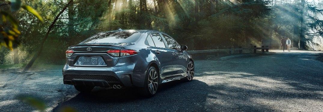 Photo Gallery of Exterior Colors for New Efficient Corolla