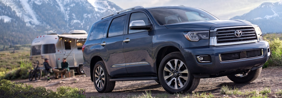 New Sequoia Impresses Drivers with Fantastic Power Options