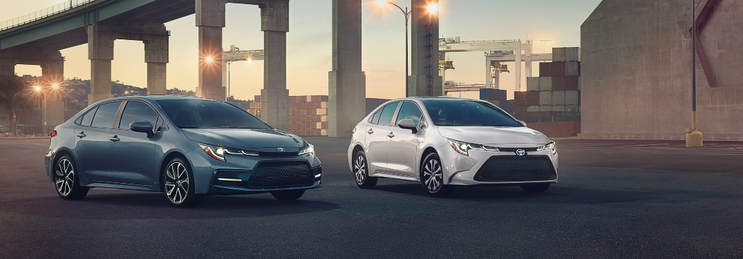 Visit Apple Valley Toyota to Test Drive the new 2020 Corolla