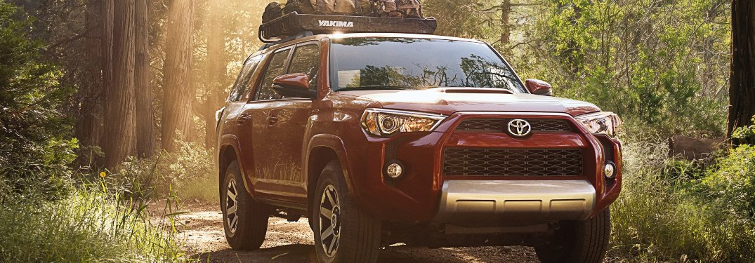 Photo Gallery of Colors Available with New 4Runner