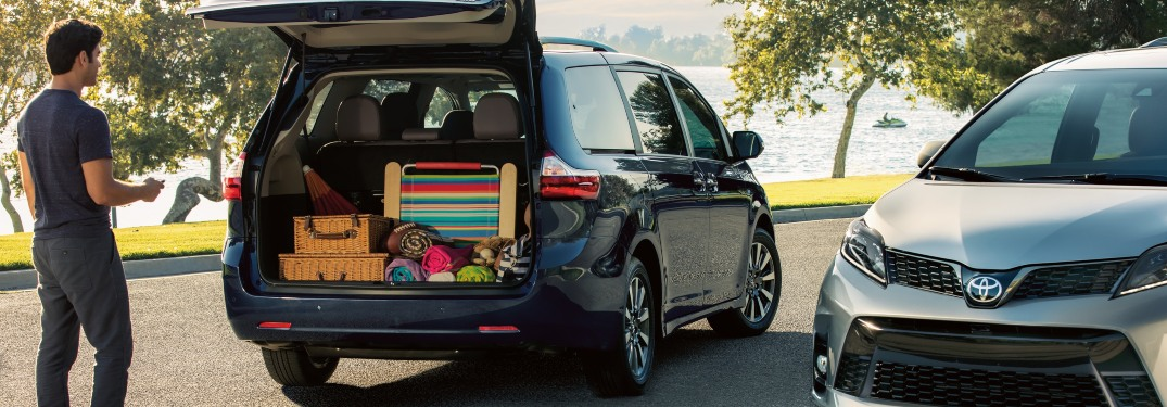 Spacious Toyota Sienna Remains Convenient as Ever