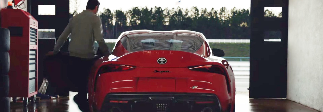 Catchy Commercial Highlights Exciting New Supra