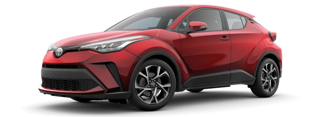 Check out the newly designed 2020 Toyota C-HR!