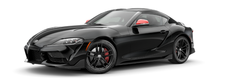 2020 Toyota Supra Nocturnal Launch Edition