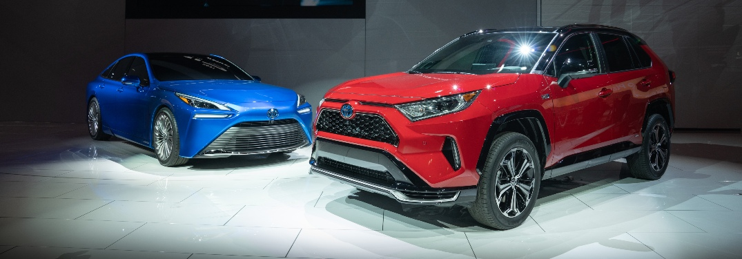 The 2019 Los Angeles Auto Show
