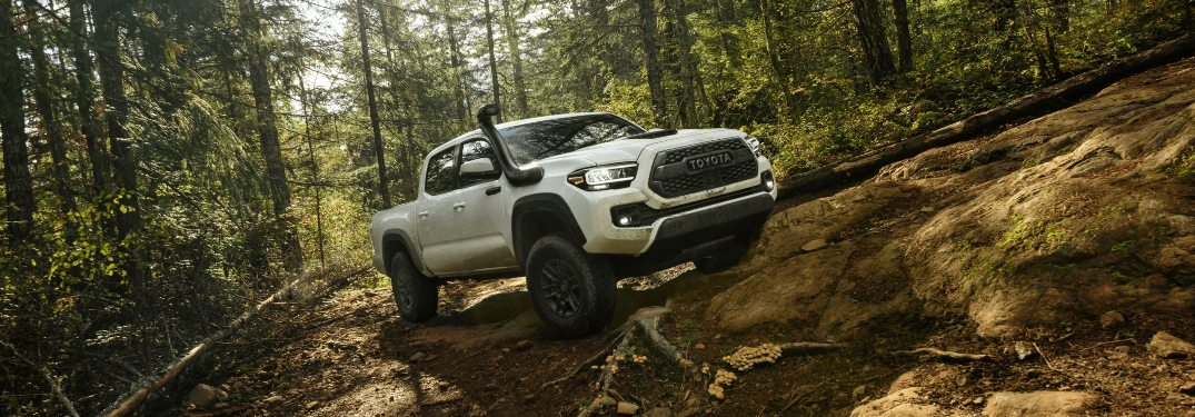 2020 Toyota Tacoma TRD Pro Ground Clearance